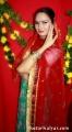 Фото участниц с мастер-класса по индийскому макияжу-3