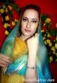 Фото участниц с мастер-класса по индийскому макияжу-4