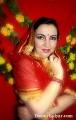 Фото участниц с мастер-класса по индийскому макияжу-7